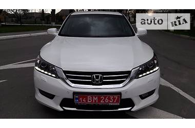 Honda Accord 2.4 2014