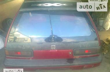Honda Accord 5 1989