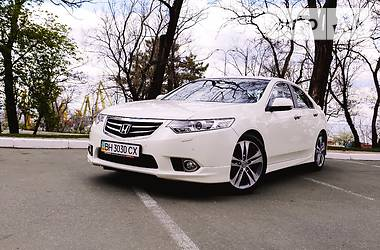 Honda Accord 2.4I S 2011