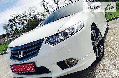 Honda Accord 2.4I Type-S 2011