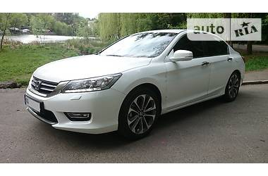 Honda Accord SPORT 2.4  2013
