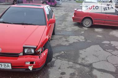 Honda Accord Aerodeck 1989