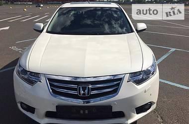 Honda Accord New Executive 2012