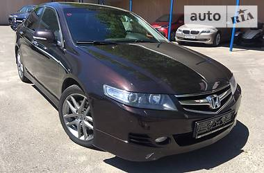 Honda Accord 2.4 Type-S 2007