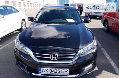 Honda Accord 2.4I Sport 2014