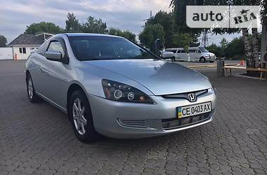 Honda Accord 3.0 i V6 24V Coupe 2004
