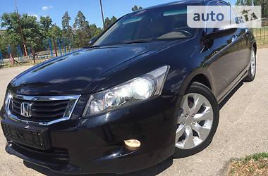 Honda Accord Executive 2.4 AT 2008