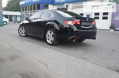 Honda Accord 2.4I TypeS 2009