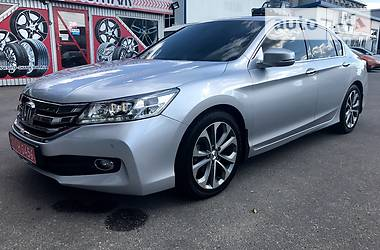Honda Accord Executive 2015