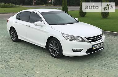 Honda Accord 2.4 Sport 2013