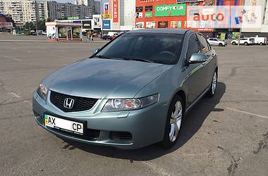 Honda Accord 2.0 2005