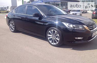 Honda Accord 2.4I S 2013