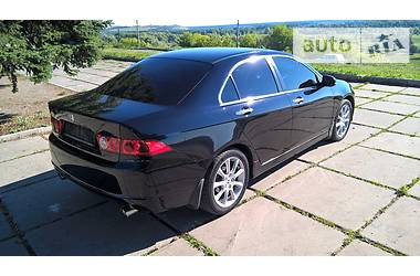 Honda Accord 2.4 2006