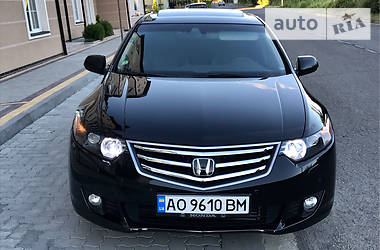 Honda Accord 2.2 exclusive 2011