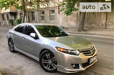 Honda Accord Type-S 2009