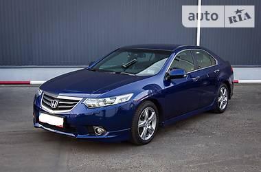 Honda Accord 2.4I S 2013