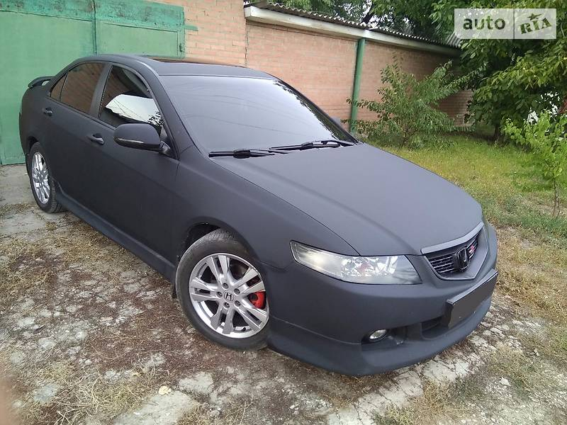 Honda Accord 2005 года