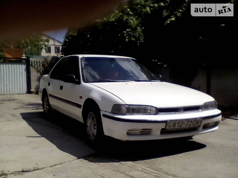 Honda Accord 1993 года