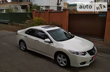 Honda Accord Executive 2.4 2012