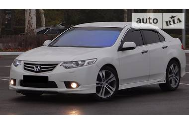 Honda Accord 2.4 TYPE-S 2013