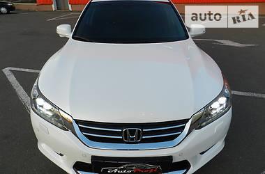 Honda Accord Executive 2014