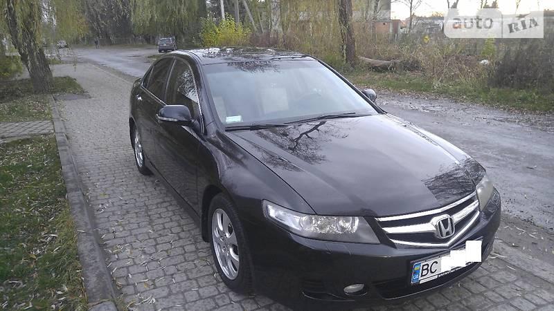 Honda Accord 2007 року