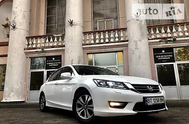 Honda Accord 2.4 Elegance 2013