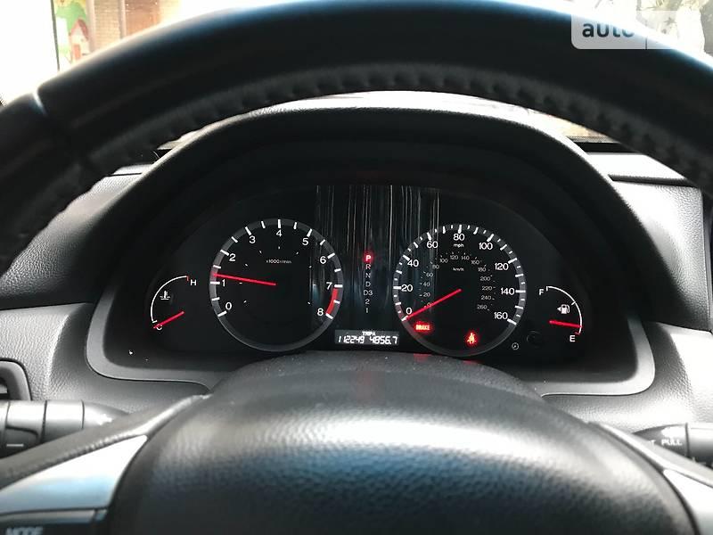 Honda Accord 2008 року