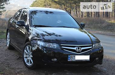 Honda Accord 2.4 CL9 2006
