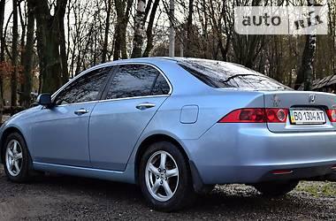 Honda Accord Cl 7 2004
