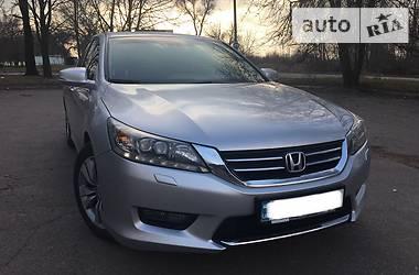 Honda Accord Official Europa 2014