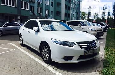 Honda Accord 2.0  2012