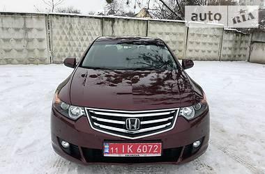 Honda Accord 2011 года