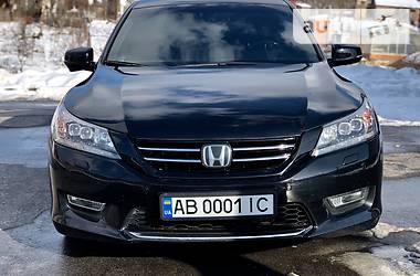 Honda Accord 3.5 v6 2013