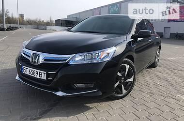 Honda Accord PlugIN hybrid PHEV 2014
