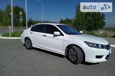 Honda Accord restyling 2014