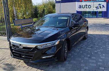 Honda Accord EXL 2019
