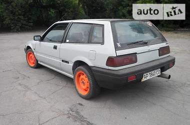 Honda Aerodeck  1987