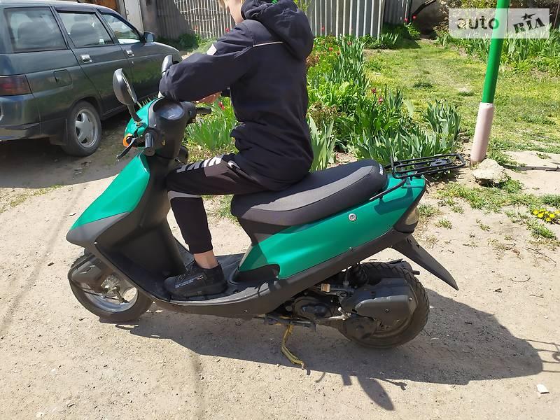 Мотоцикл Классик Honda AF 28