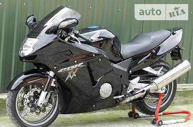 Honda Blackbird CBR1100XX 2002