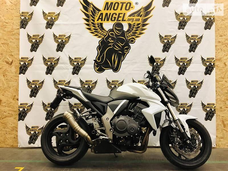 Мотоцикл Без обтекателей (Naked bike) Honda CB 1000R