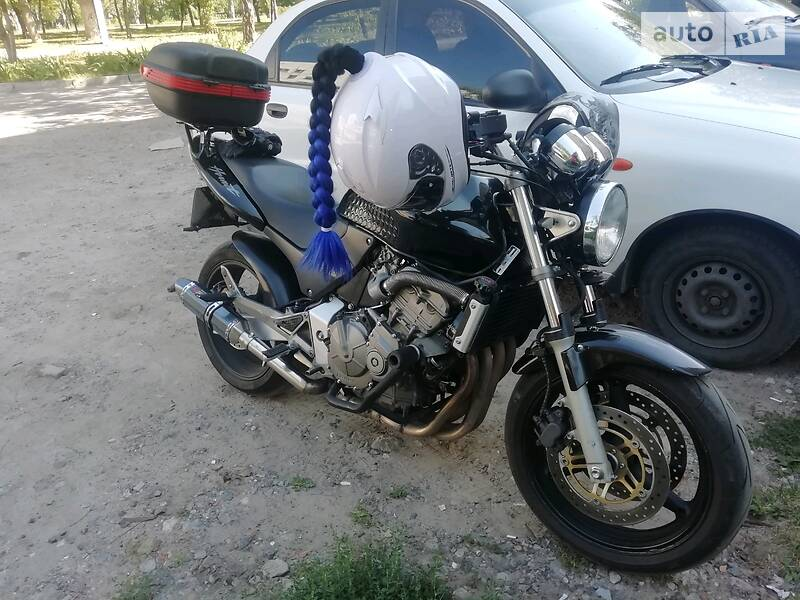 Мотоцикл Без обтекателей (Naked bike) Honda CB 600F