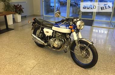 Honda CB 350F 1974