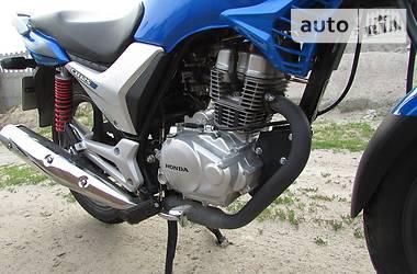 Honda CB 125 E 2014