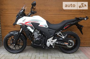 Honda CB 500X ABS 2015