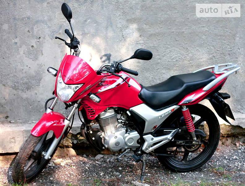 Honda CB 2012 года