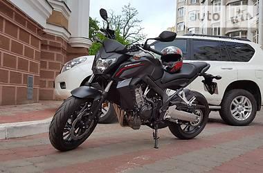 Honda CB CB650F 2014