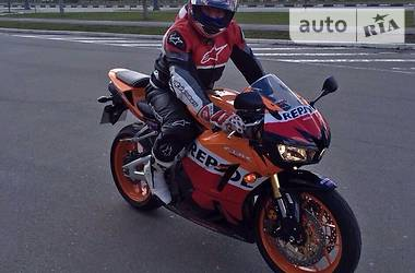 Honda CBR 600RA 2014