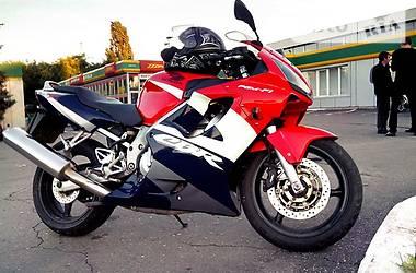 Honda CBR CBR 600 F4i 2002