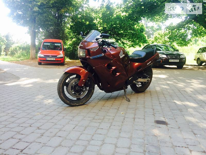 мотоцикл хонда цбр #2